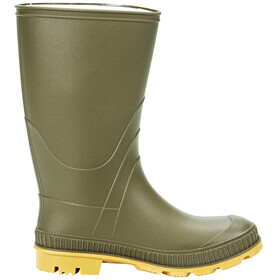 Kamik Stomp Rubber Boots Kids Olive